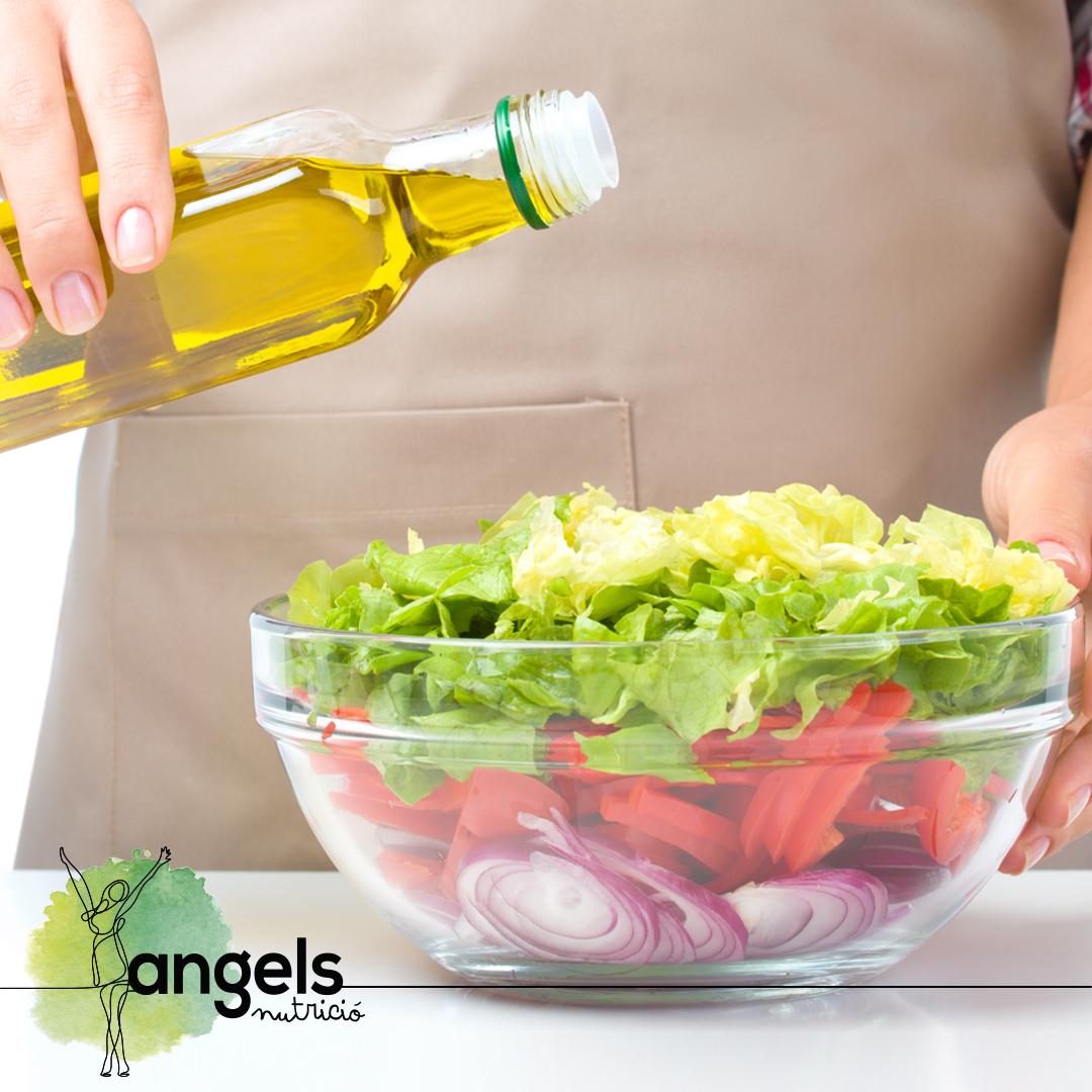 5 aliños saludables para tus ensaladas