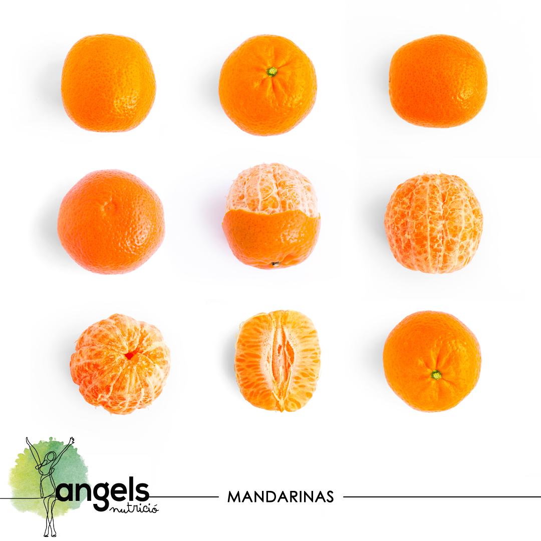 5 beneficios de las mandarinas