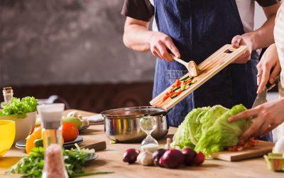 ¿Cómo puedo cocinar para no engordar?